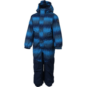 Color Kids Klement Gevoerde Coverall Kinderen, estate blue